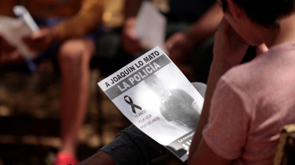 Violencia policial en Córdoba: agravan imputaciones a policías por el crimen de Paso Viejo