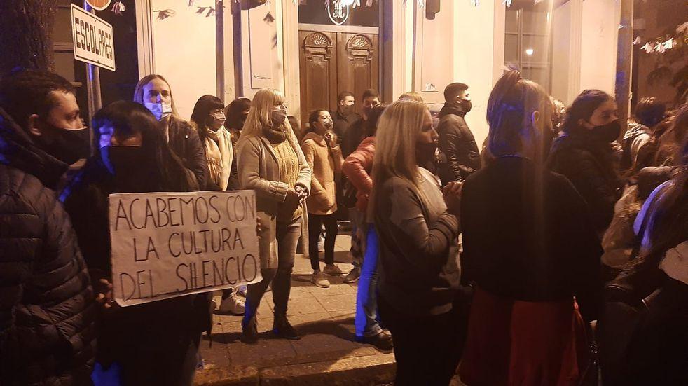 Abuso sexual en el San José: agradecimiento de la familia y nueva marcha