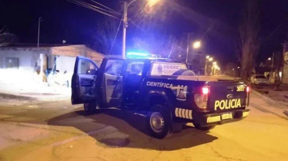 Dos hombres murieron tras ser baleados en Godoy Cruz y Luján