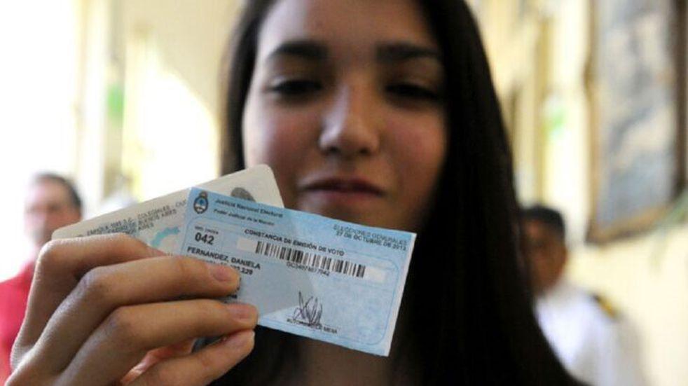 30 mil jóvenes de 16 y 17 años votaron en Misiones