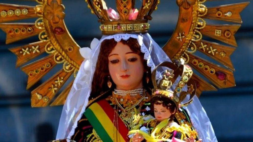 Hoy inicia el rezo de la novena a la Virgen de Urkupiña
