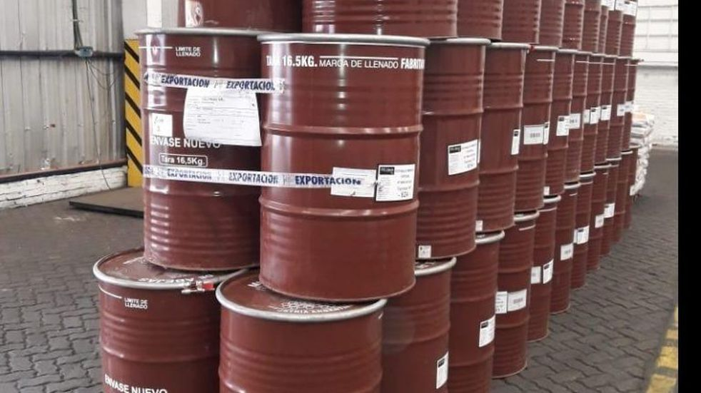 Realizaron una exportación de miel de monte desde Belén a Barcelona