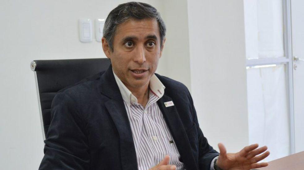 Paredes Urquiza: voy a enfrentar a Beder Herrera