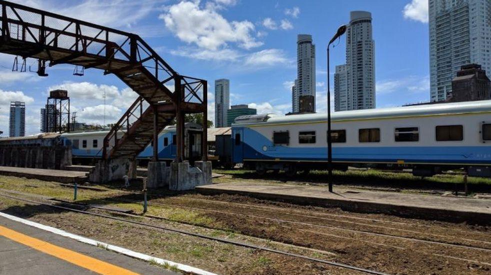 Por una poda inconclusa hace una semana el tren desde Retiro no llega a Rosario
