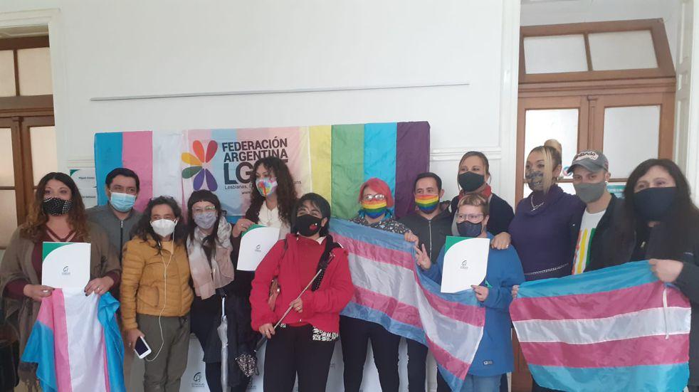 Río Cuarto: aprobaron el cupo laboral trans