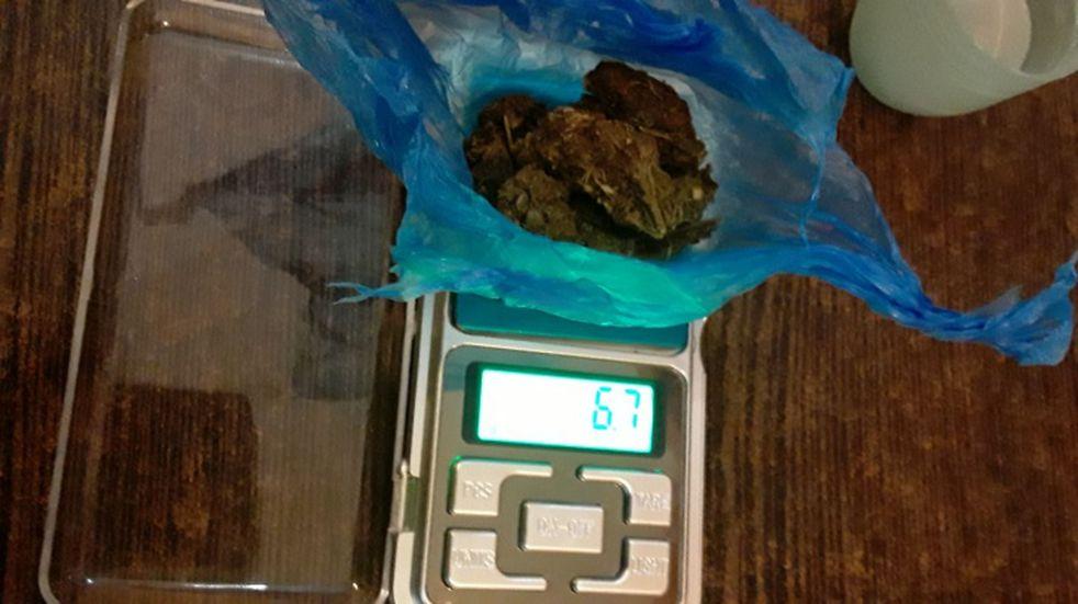 Oberá: intentó ingresar marihuana en un desodorante para su hijo