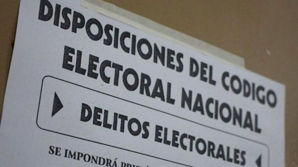 Pérez: arrancó la veda electoral y los candidatos ya no pueden hacer actos de campaña