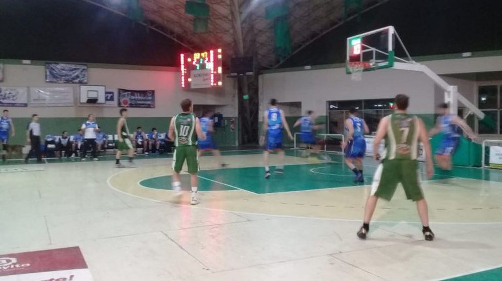 Club Deportivo y Cultural Arroyito Basquet
