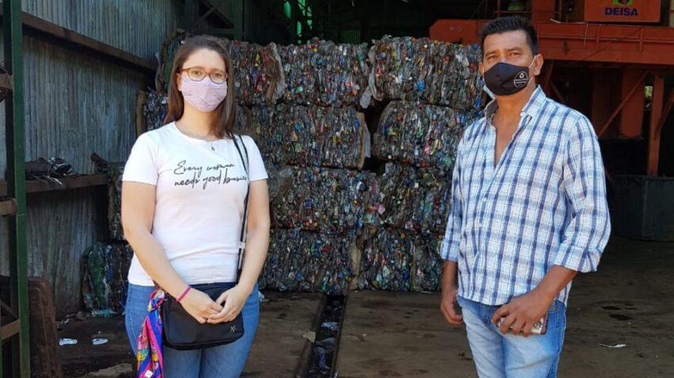 La Cooperativa Recicladora Cataratas comenzará a producir y comercializar compost con los residuos vegetales