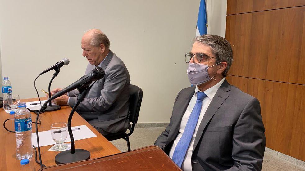 El abogado de Armando Traferri le aconsejará que no asista a la imputativa