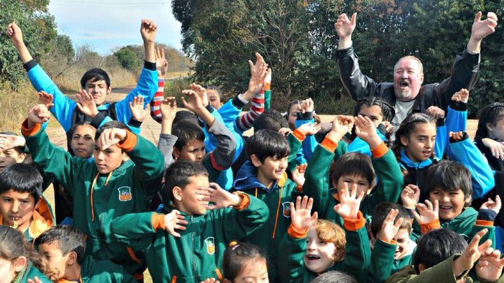 En el Día del Niño, la canción con toque cordobés que lleva a reflexionar sobre sus Derechos