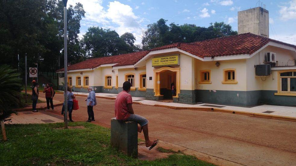 Hay 75% de ocupación de camas en el hospital de Iguazú