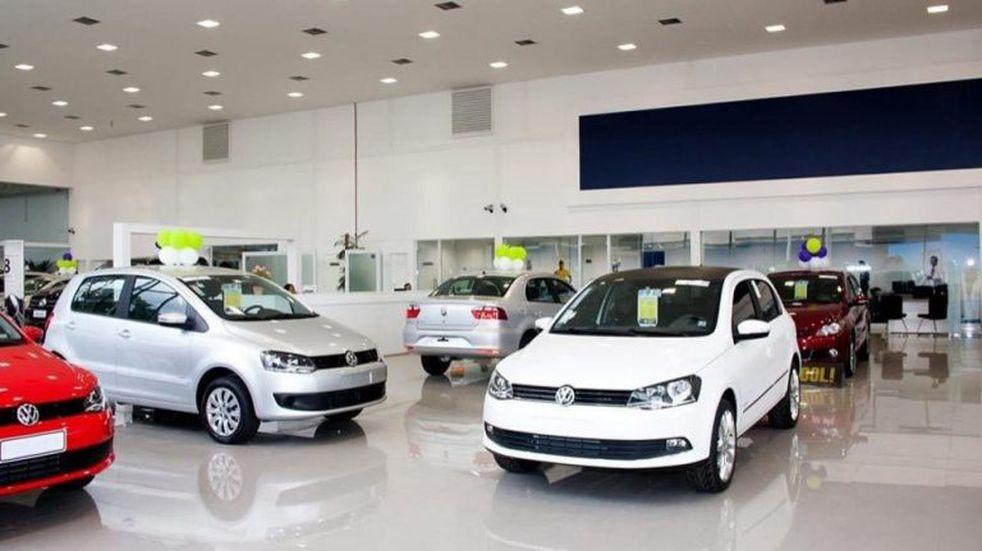 Neuquén fue la menos afectada por la caída de las ventas de 0 km