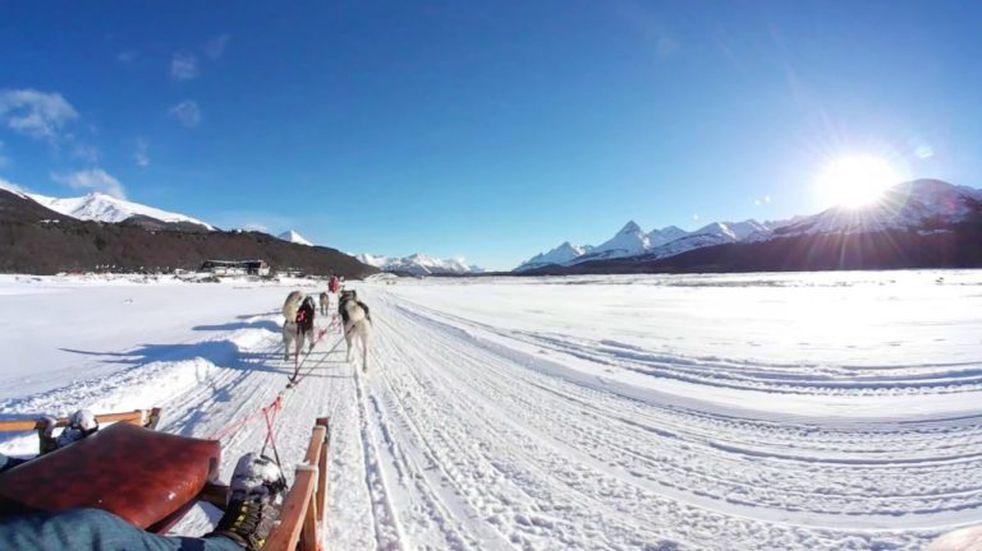 Se construirán dos miradores panorámicos en Tierra del Fuego