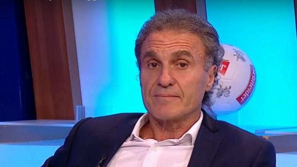 """El sentido mensaje de Oscar Ruggeri por la salud Carlos Bilardo: """"Me duele en el alma"""""""