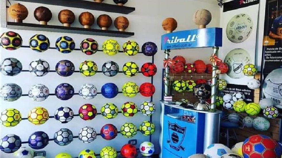 Bell Ville: cerró importante fábrica de pelotas