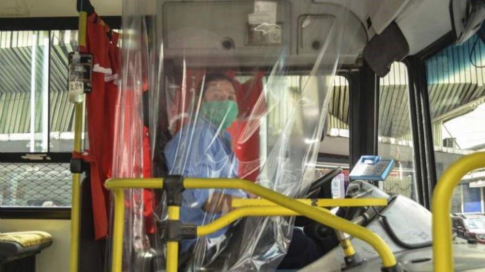 Colectiveros sanjuaninos denuncian que hay tensión con los pasajeros por la cuarentena