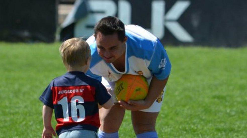 Los Mini Cuyis, el primer equipo de rugby inclusivo de Mendoza