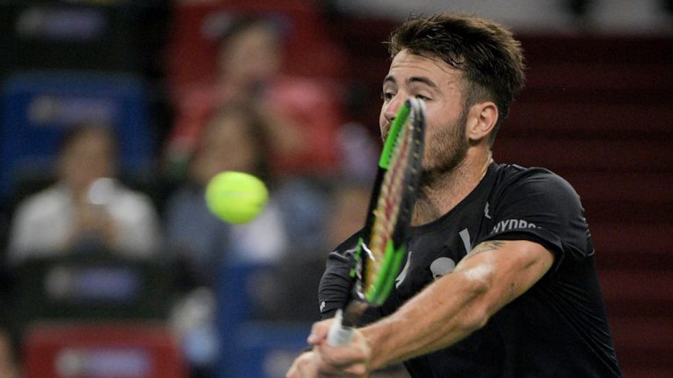 El autocastigo del Topito Londero por fallar ante Andy Murray
