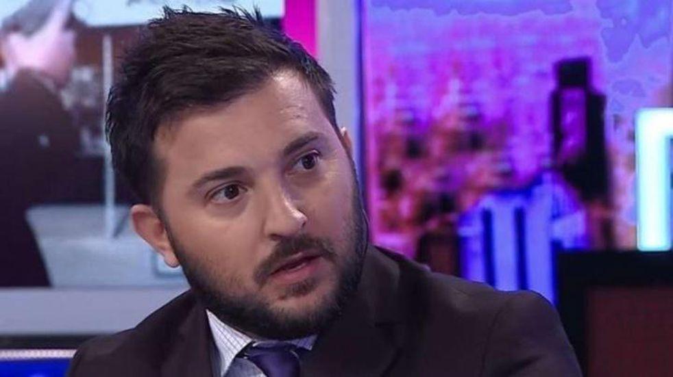Diego Brancatelli está internado con neumonía bilateral por Covid-19