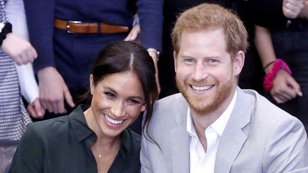 Meghan Markle y el príncipe Harry estrenan lujosa mansión