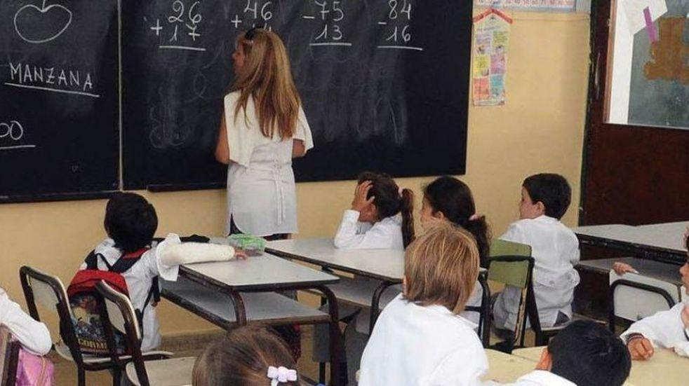 Nueva categorización del ítem Zona: docentes mendocinos lo cobran el 30 de agosto