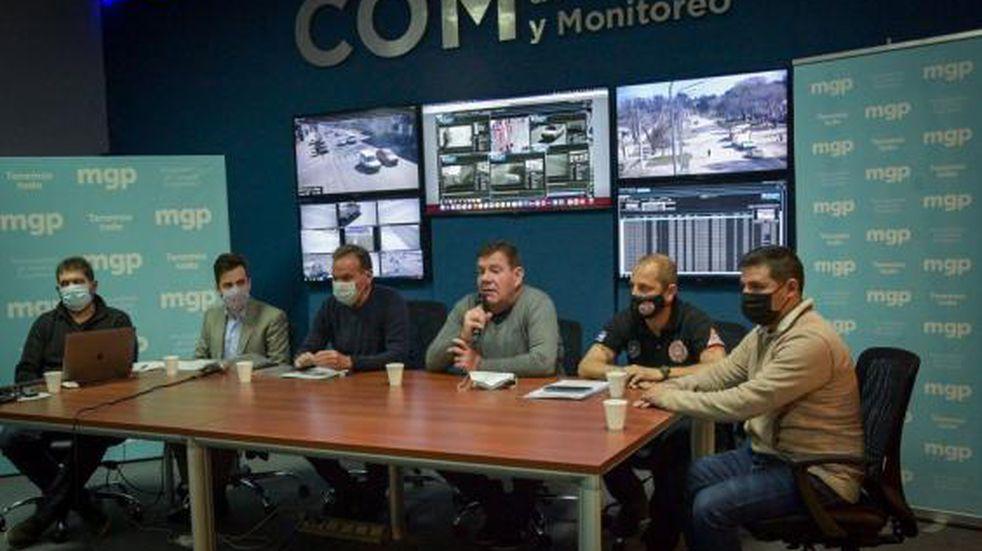 El Municipio incorporó un Anillo Digital para detectar patentes de vehículos