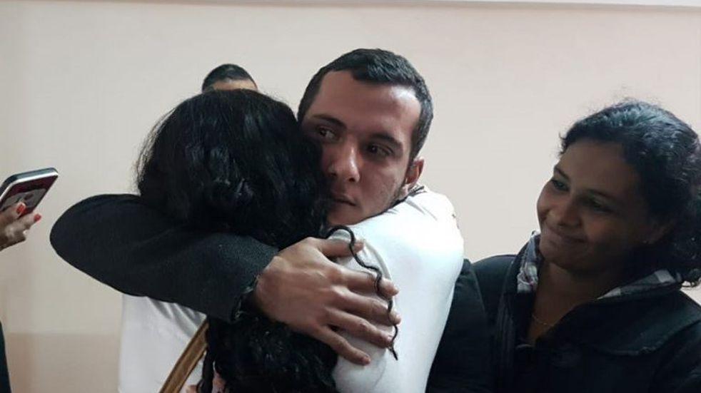 """Absolvieron a uno de los imputados por el crimen de Mirian Cubas: """"Se hizo justicia"""""""