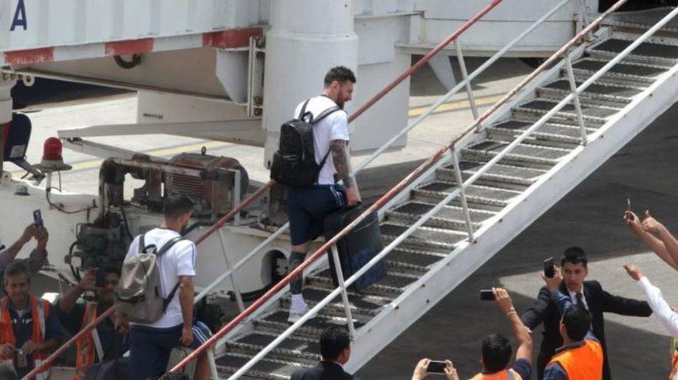 Cambio de estrategia para enfrentar a Bolivia: la Selección Argentina dormirá en la altura de La Paz
