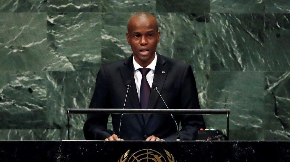 Representantes mundiales condenan el asesinato del presidente de Haití, Jovenel Moise