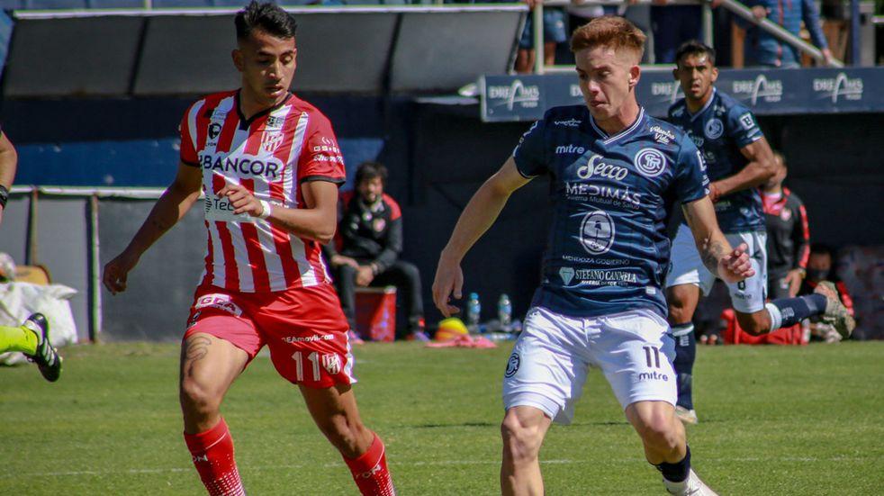 Instituto pegó primero ante Independiente en el Gargantini (Foto: Prensa Independiente).