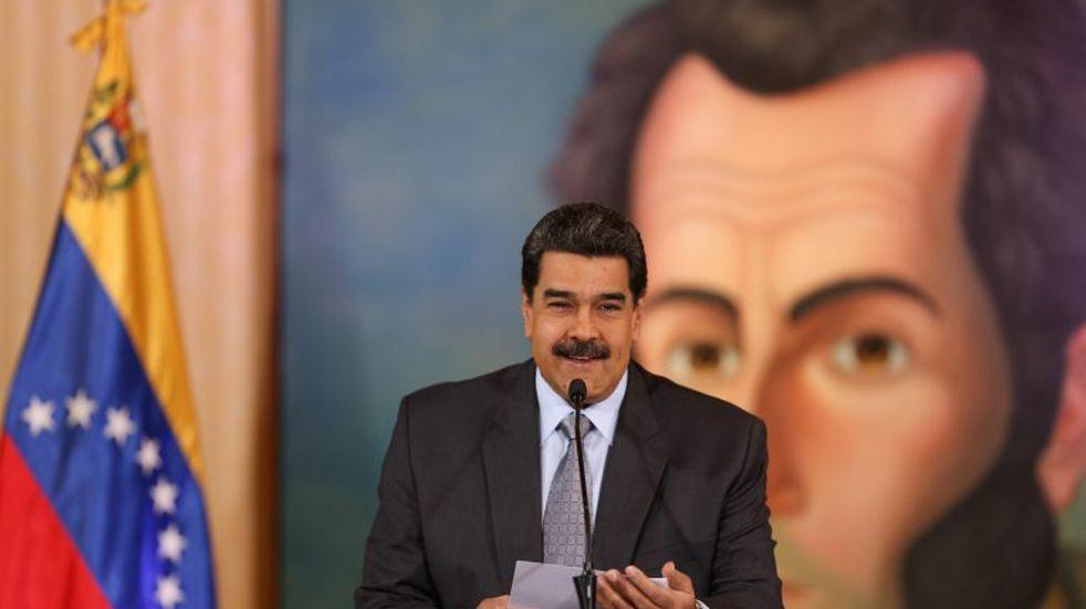 Maduro admitió que la dolarización podría beneficiar a Venezuela