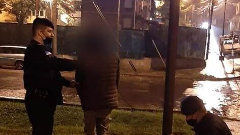 Oberá: joven terminó detenido tras robar objetos de un auto estacionado