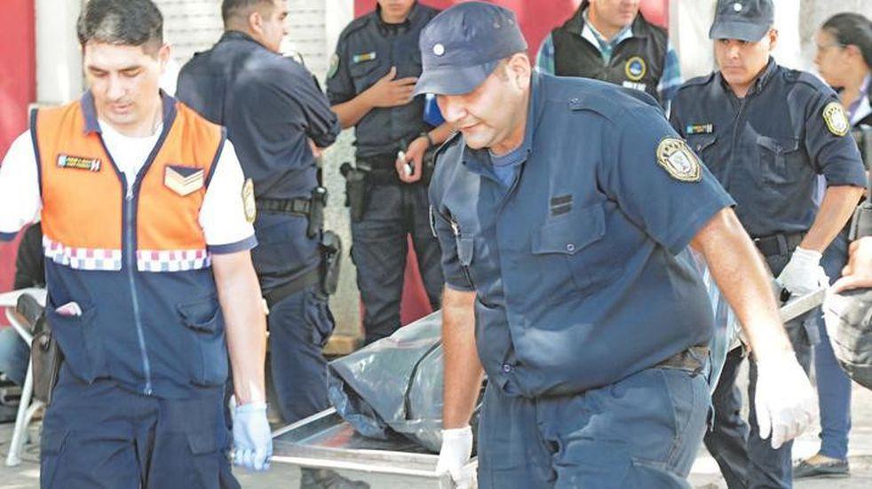 Las pericias confirmaron que el mecánico de La Banda fue asesinado