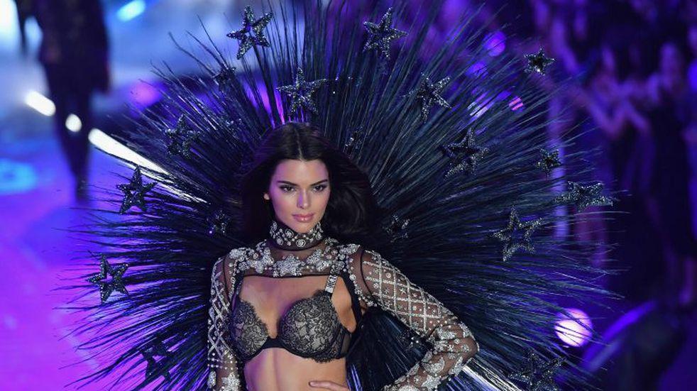 Casi al desnudo: Kendall Jenner y las hermanas Hadid en el New York Fashion Week