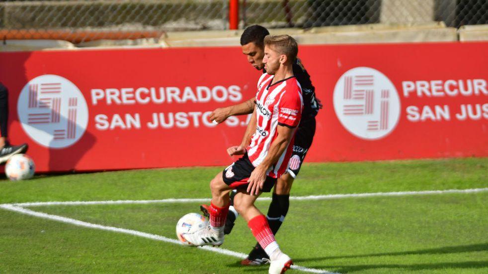 Instituto lo ganaba pero terminó empatando 1 a 1 contra Barracas Central de visitante