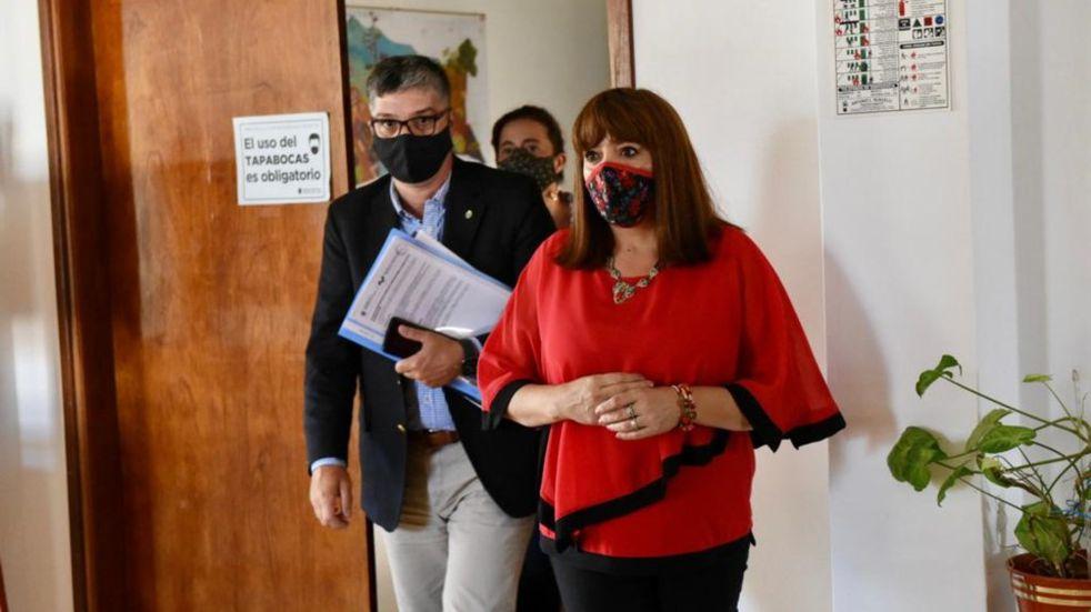 Las escuelas de Chubut están en condiciones para el inicio de las clases