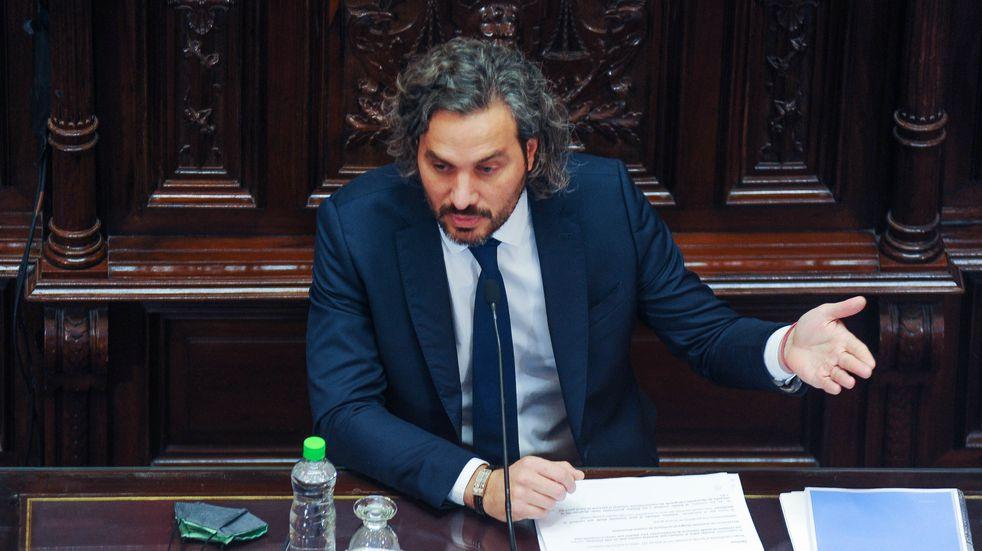 """Santiago Cafiero, a favor de sancionar a Fernando Iglesias por """"discursos cargados de odio y misoginia"""""""