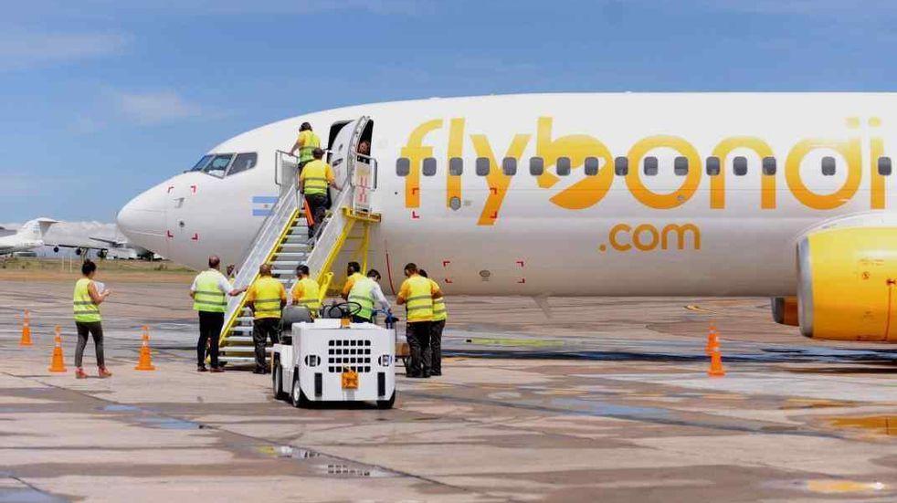 Flybondi acordó reconocer los pasajes de cordobeses que no pudieron volar por la pandemia