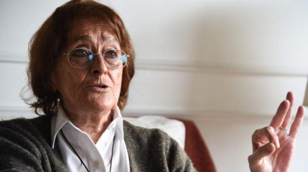 Cristina Kirchner y funcionarios del Gobierno nacional despidieron a Alcira Argumedo
