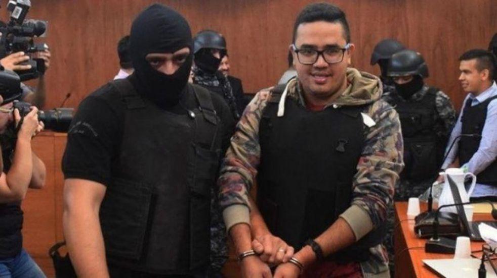 """Encontraron otro teléfono en la celda de """"Guille"""" Cantero, líder de """"Los Monos"""", y suspendieron a los guardias"""