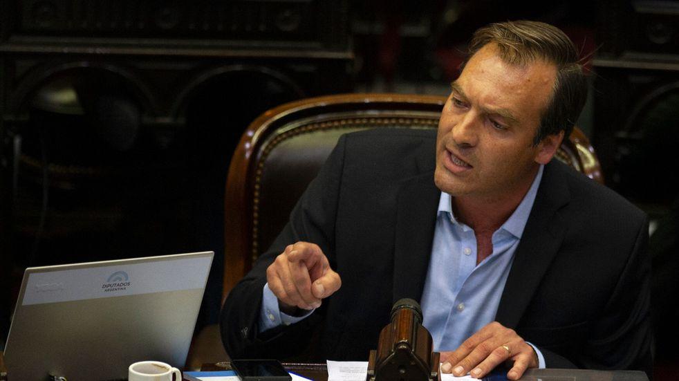 """Martín Soria: """"Utilizar políticamente al Poder Judicial es una especialidad del macrismo"""""""