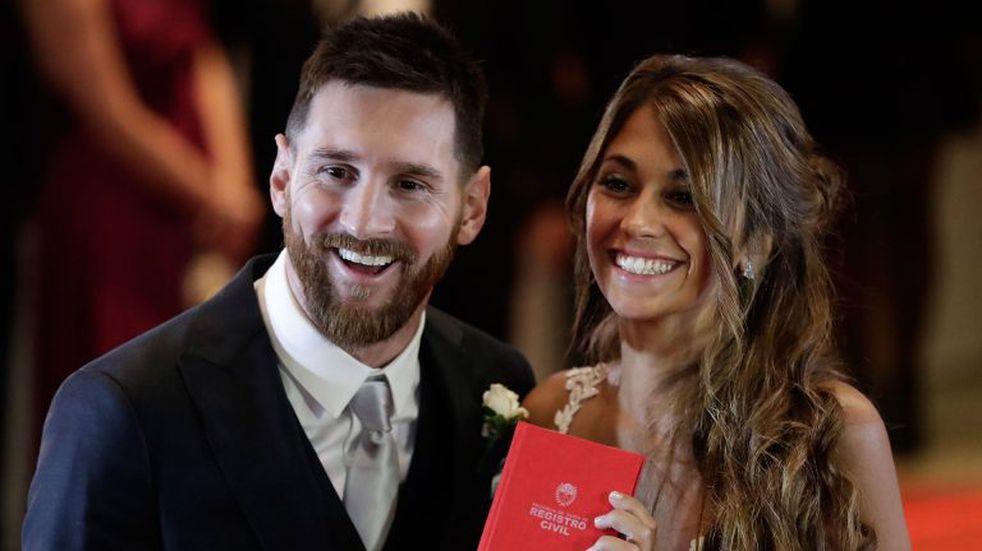 Lionel Messi y Antonella Roccuzzo confirmaron que esperan a su tercer hijo