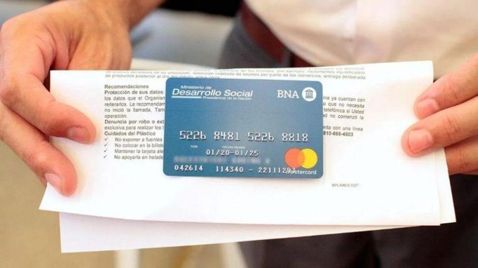 Mirá el cronograma de entrega de la tarjeta alimentaria en Tucumán