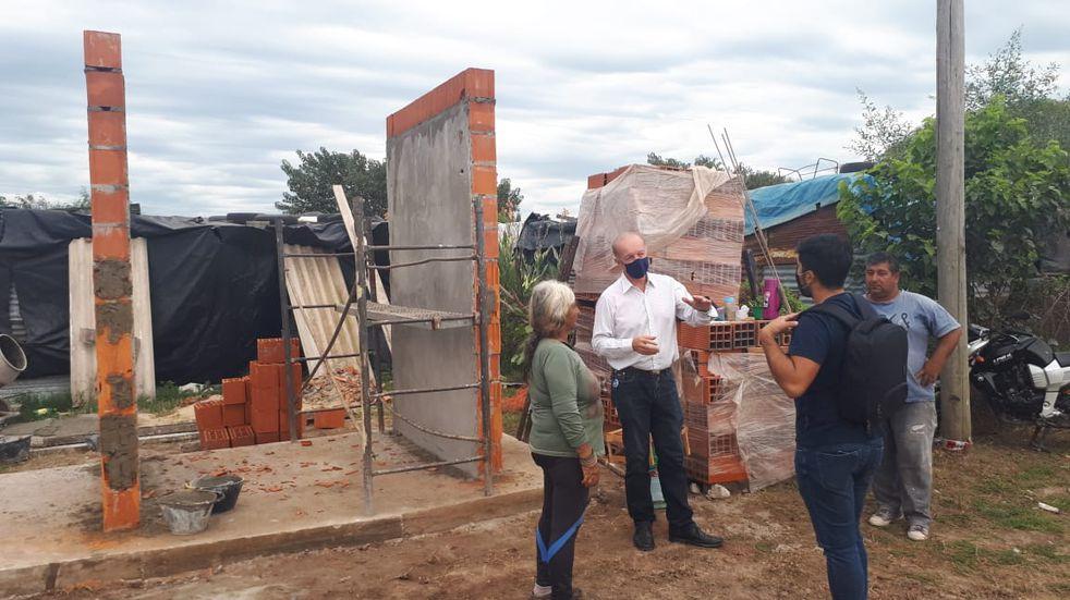 Impulsan la construcción de módulos sanitarios en Santa Fe por la pandemia