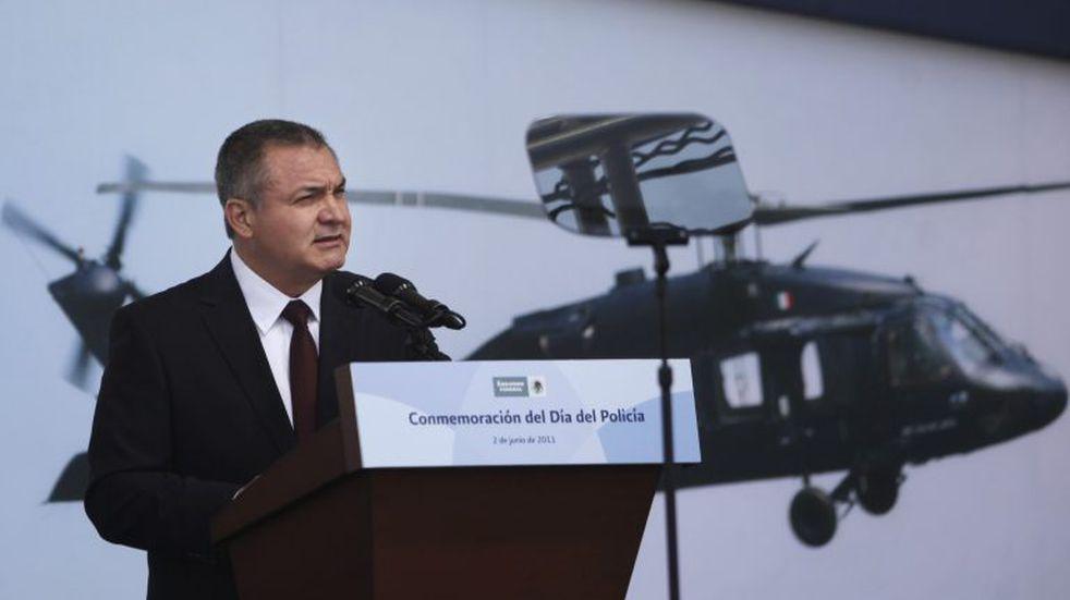 Genaro García Luna se declaró inocente de las acusaciones por tráfico drogas