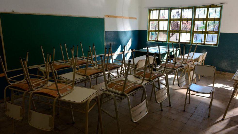 Pérez no podrá comenzar con la presencialidad en las escuelas