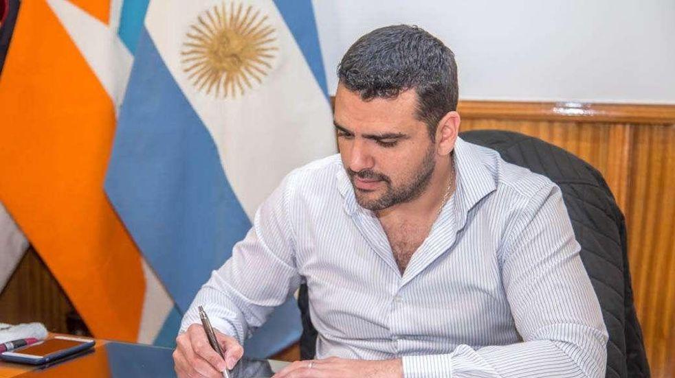 Ushuaia: el Intendente emitió un mensaje al cumplirse un año de asumir su segundo mandato