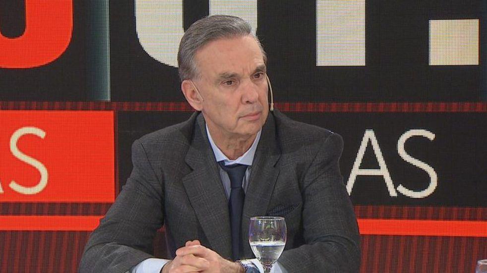 """Miguel Ángel Pichetto: """"Confío en que vamos a triunfar en las elecciones"""""""
