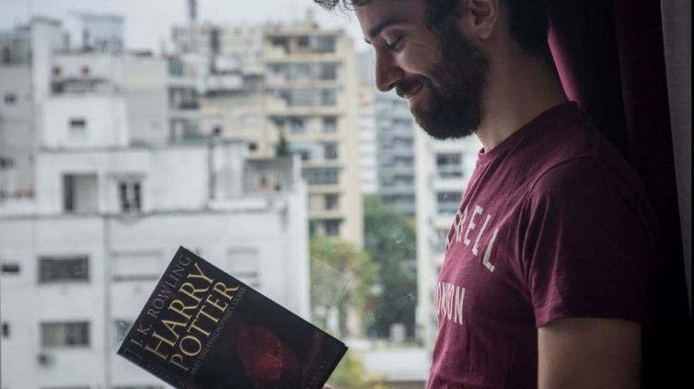 El argentino que conoce todos los misterios de Harry Potter